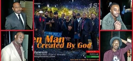 "Eighty Nine+1 Presents ""When Man Was Created By God"